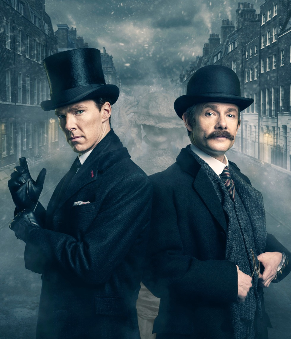 Sherlock The Abominable Bride SHJW 2