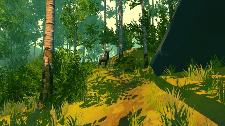 Wildlife in Firewatch