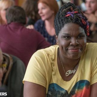 Leslie Jones plays Patty Tolan