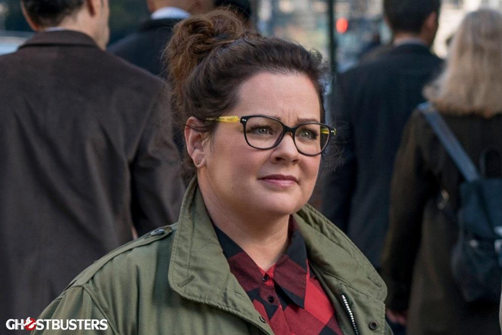 Melissa McCarthy plays Dr Abby Yates
