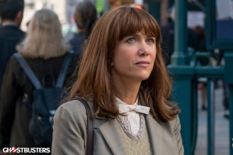 Kristen Wiig is Dr. Erin Gilbert