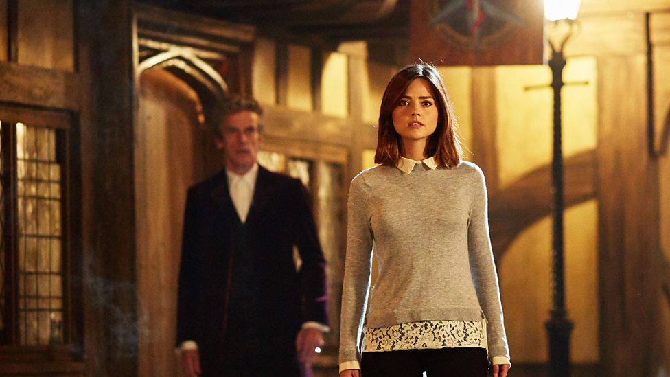 Clara faces the Raven