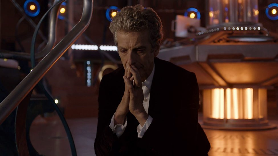 The Doctor contemplates life without Clara.