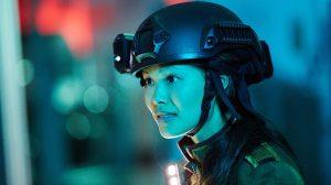 Elaine Tan as Captain Nagata