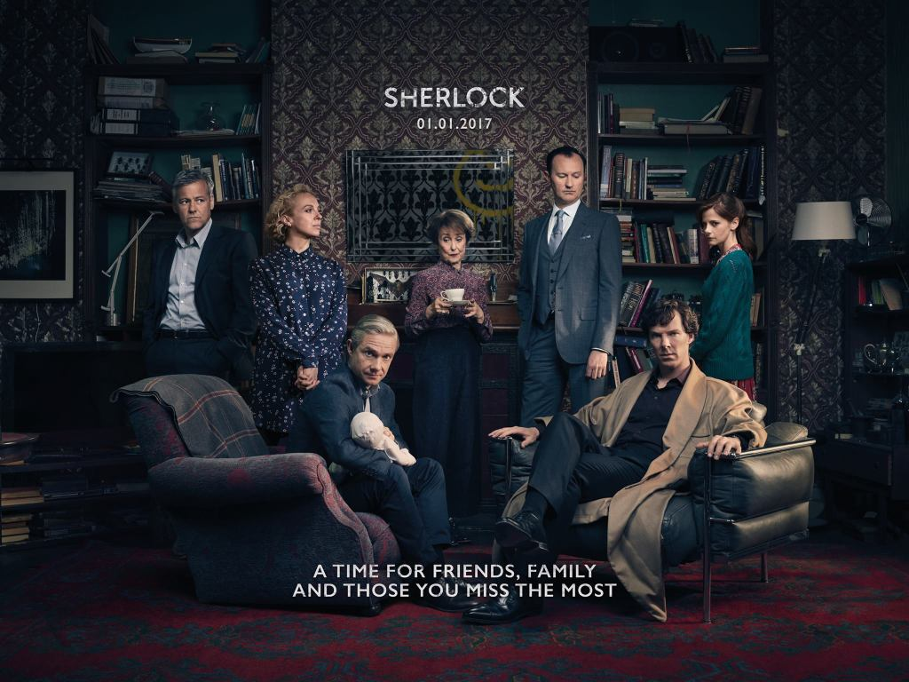 A Few (Subjective) Truths about Sherlock, Series 4 – Crime
