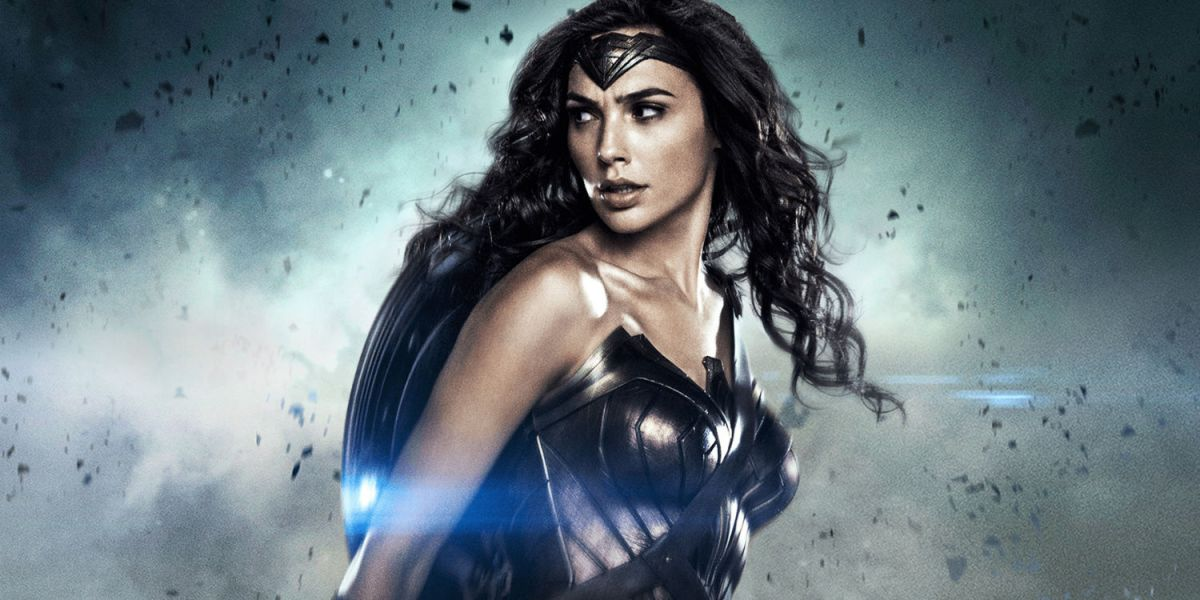 Wonder Woman 2017 Crime And Relative Dimension In Space
